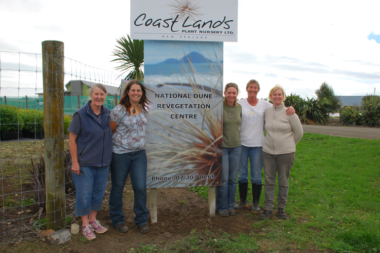 Dune Plants Coastlands Plants Team
